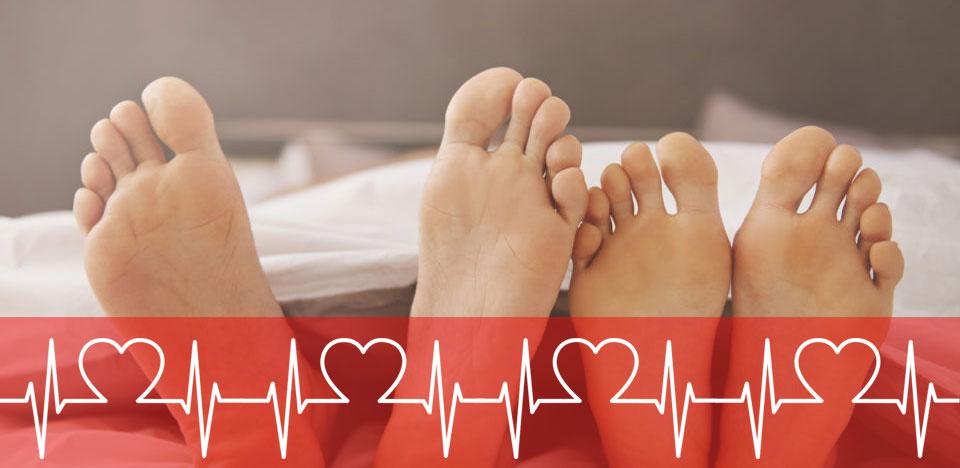 Lahko seks pri starejsih res povzroči zastoj srca?