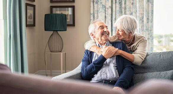 Zdravo razmerje v starosti